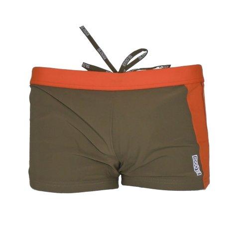 Sloggi Swim Orange Desert Hipster Orange - Dark Combination (M018) 34