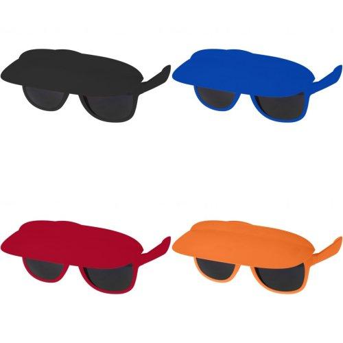 Bullet Miami Visor Sunglasses