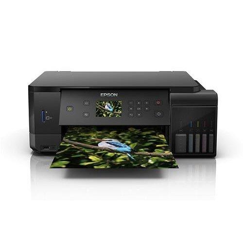 Epson EcoTank ET-7700 Refillable Ink Tank Wi-Fi Photo Printer, Scan and Copier - up to 3400 photos