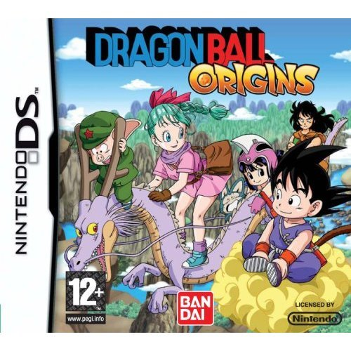 Dragonball Origins (Nintendo DS)