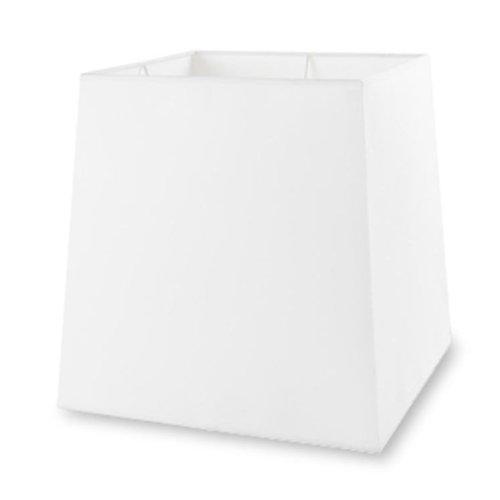 Dress Up Large Tapered Square White Shade - LEDS-C4 PAN-181-14
