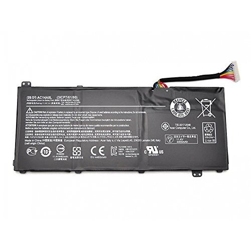Acer KT.0030G.001 Lithium-Ion (Li-Ion) 4450mAh 11.4V rechargeable battery