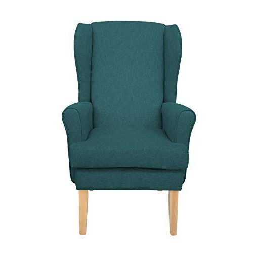 MAWCARE Highland Orthopaedic High Seat Chair - 19 x 21 Inches [Height x Width] in High Ocean (lc21-Highland_h)