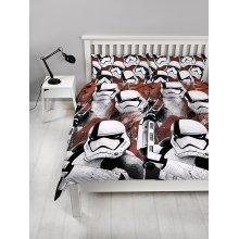 Star Wars Trooper Double Duvet Cover Set Polyester