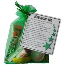 Motivation Kit Gift  - Great mini novelty motivation gift