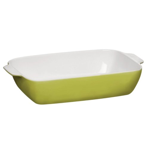 Ovenlove Baking Dish, 4.2 Ltr, Lime Green