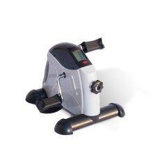Homcom Mini Exercise Bike Compact Adjustable Resistance LCD Display