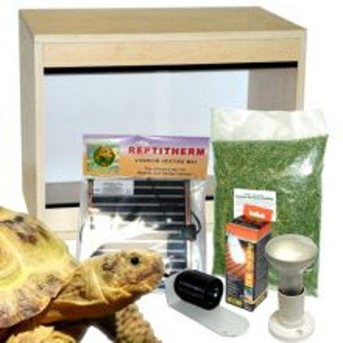 Jts Tortoise Starter Kit 60x35x30cm