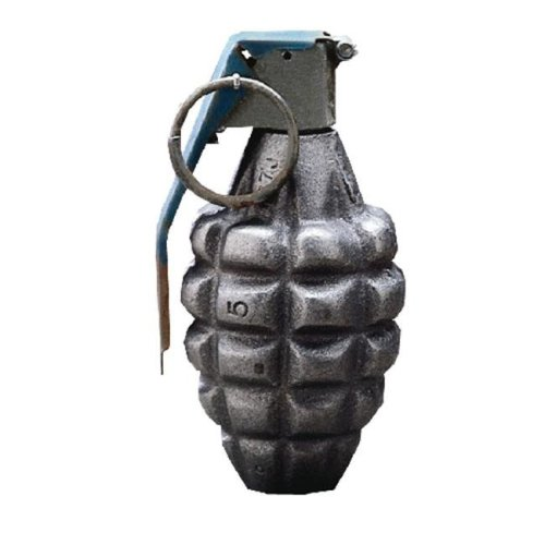 5ive Star Gear TSP-5812000 Pineapple Inert Grenade