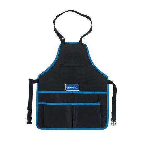 Silverline Adjustable Work Apron -  apron work silverline adjustable 282513 tool