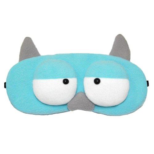 Blue Comfortable Sleep Eye Mask for Nap