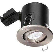 Aurora Adjustable Downlight En-fd102sn Satin Nickel