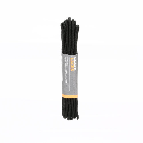 Timberland Black Boot Laces (160cm)