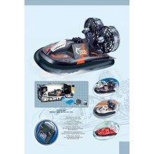 Remote Control RC Shark 705 Water Land Racing Speed Boat Hovercraft