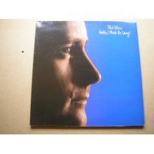 PHIL COLLINS Hello I Must Be Going UK vinyl LP 1982 ex+/ex+