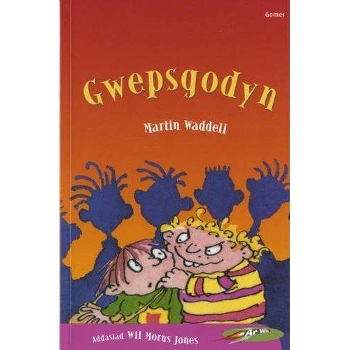 Gwepsgodyn (Cyfres Ar Wib)