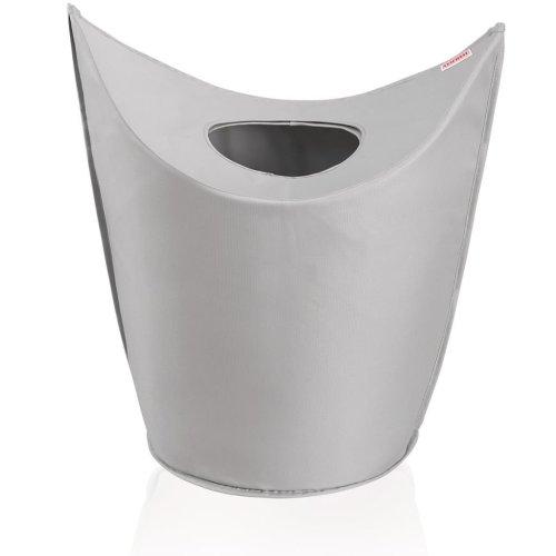 Leifheit Laundry Bin Grey 60x35x80 cm 80022