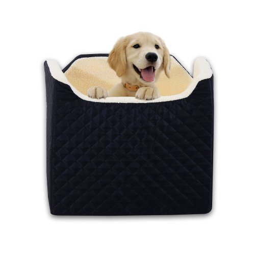 PawHut Dog Booster Seat | Dog Car Seat