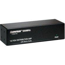TV One 1T-DA-474  1:4 RGB or VGA plus Audio Distribution Amplifier Clearance price