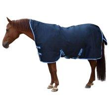 Kerbl Horse Rug RugBe HighNeck Blue 135 cm 328665