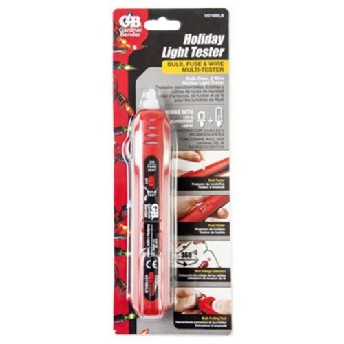 Power Products VD7500LBSCS Holiday Lite Tester Cs- pack of 6