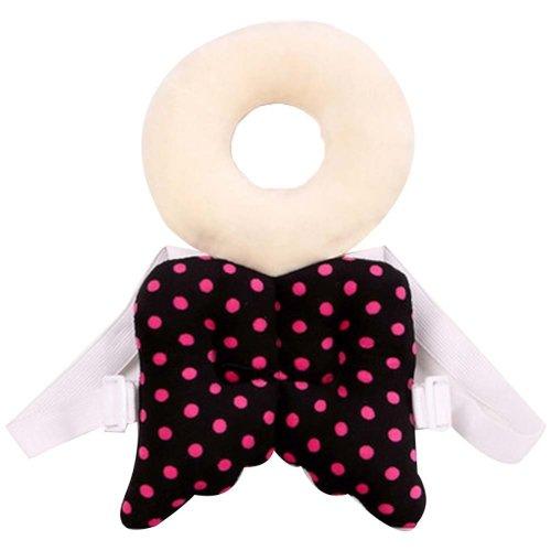 Baby's Wings Head Protection Pad Headrest Angel Hat Drop Resistance Helmet