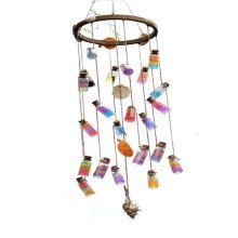 DIY Art Ornament/Hanging Decorations Kit  Support Ring Diameter 19cm/7.5 inches