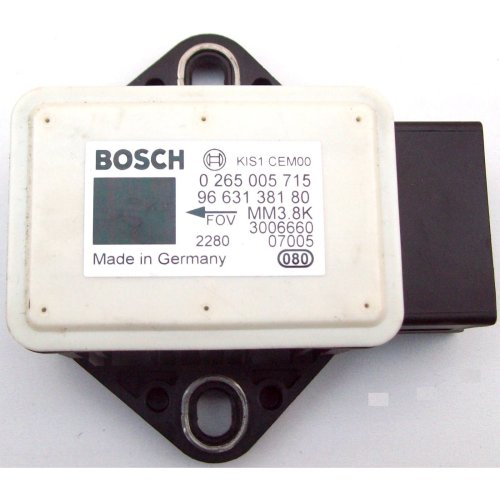 Citroen C4 Picasso Bosch Yaw Rate EPS Speed Sensor 0265005715 9663138180