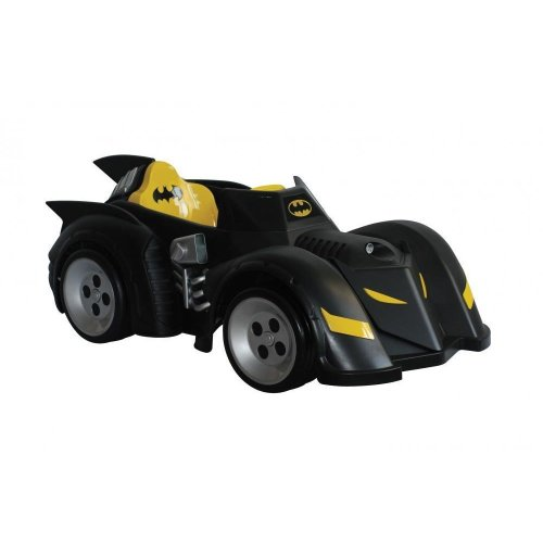 Batman Kids 6V Battery Operated Batmobile Boys Toy Childs Ride On Car M09316