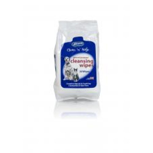 Jvp Cleansing Wipes Sachet Of 30 Wipes (Pack of 6)