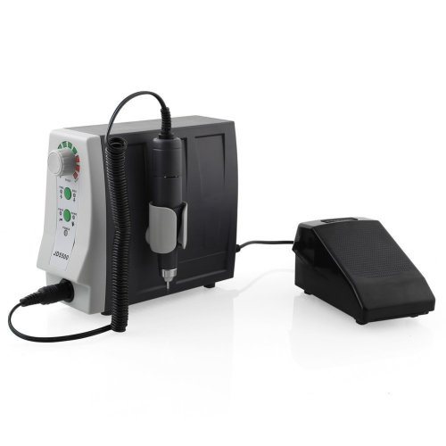 JSDA Professional Nail Cutter JD5500 Electric Manicure / Pedicure Set