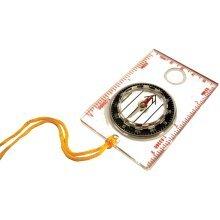 Egear Survival - Basic Map Compass - Luminous Bezel - Orienteering and Hiking