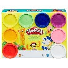 Play-doh - Rainbow Starter Pack - 8 Pack