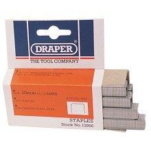 10mm Hd Staples x 1000 - Draper 13956 Heavy Duty -  draper staples 10mm 1000 13956 heavy duty x