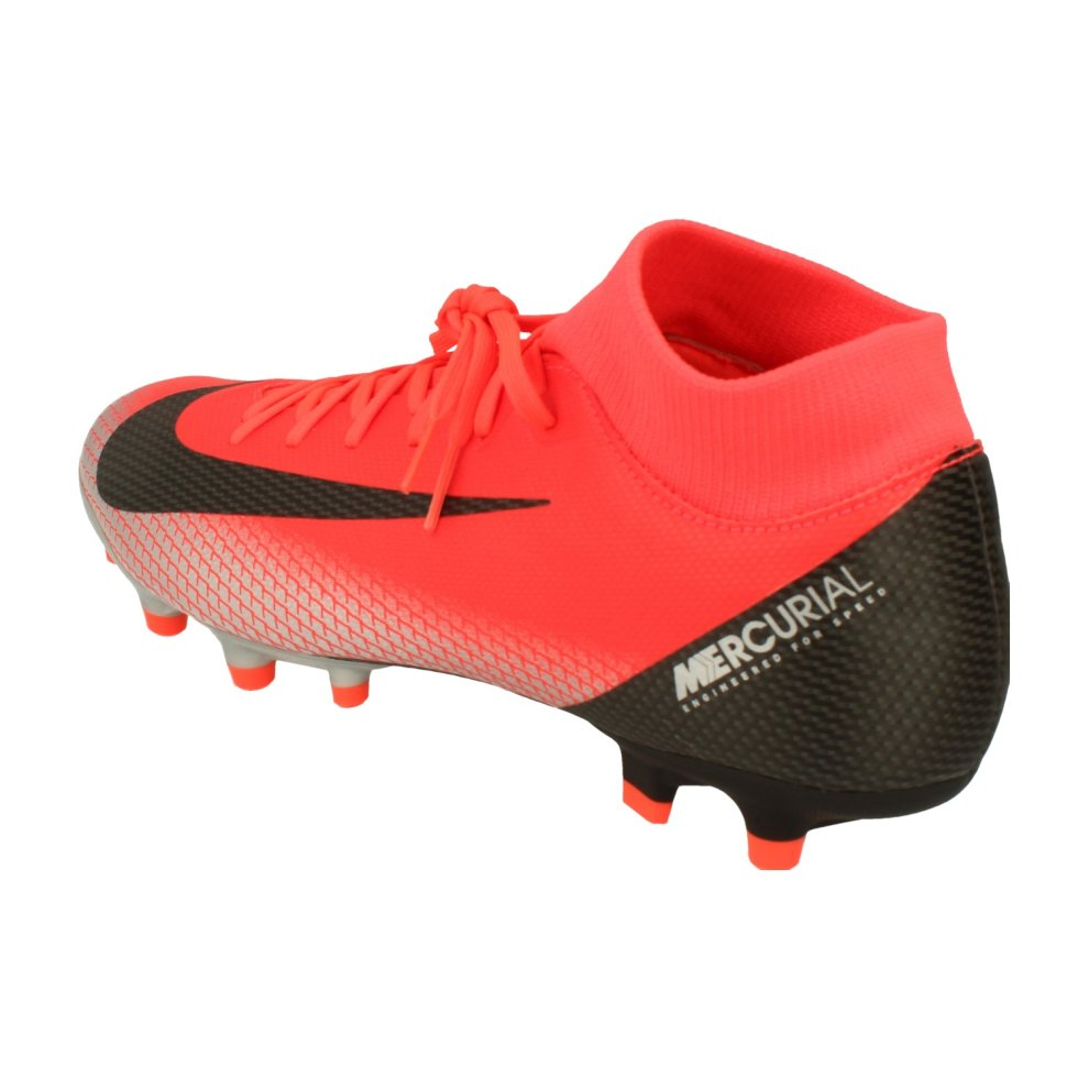 more photos 9b6e5 eb852 Nike Superfly 6 Academy Cr7 Fg/Mg Mens Football Boots Aj3541 Soccer Cleats
