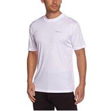 Craft Running Active Functional T-Shirt Man White