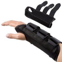 TRIXES Right Handed Wrist Brace Medium for Injury Support Splint for Arthritis