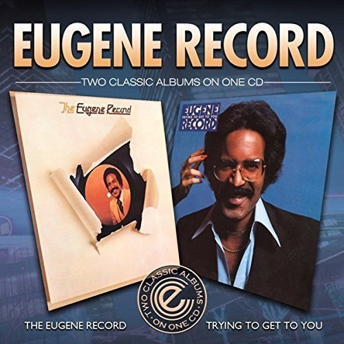 Record Eugene - Eugene Record The/ Trying to [CD]