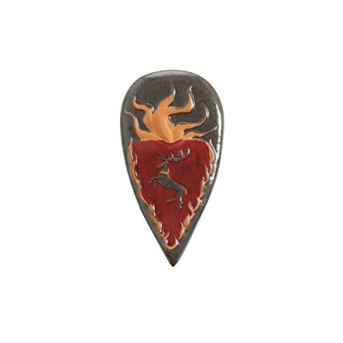Dark Horse Deluxe Game of Thrones: Stannis Baratheon Shield Pin 2.5 Action Figure Accessory