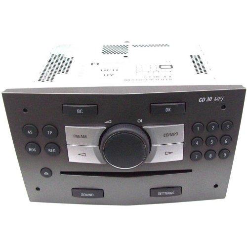 Vauxhall Opel Vectra Corsa Zafira Astra Genuine New Radio CD 30 MP3 Head Unit