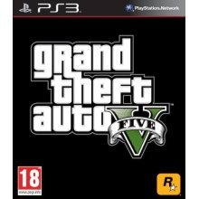 Rockstar Games Grand Theft Auto V, PS3 - video games (PS3, PlayStation 3, Action / Adventure, Rockst
