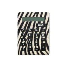 Jumbo Zebra Print Calculator
