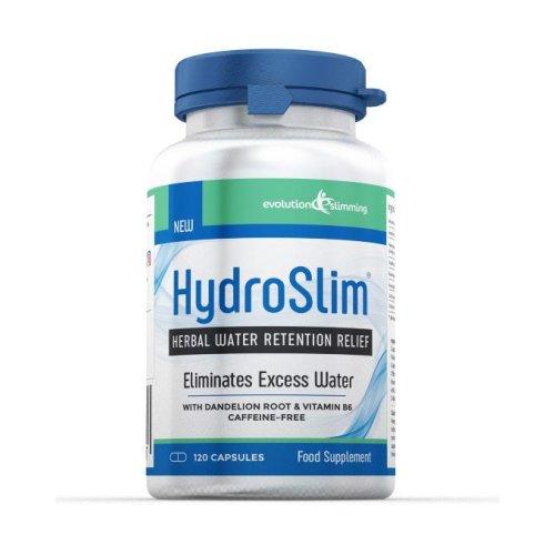 HydroSlim Herbal Water Retention Relief Capsules - 120 Capsules - Water Retention Relief - Evolution Slimming