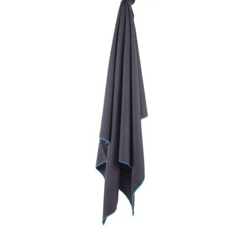 Lifeventure SoftFibre Lite Trek Towel Grey (X Large)
