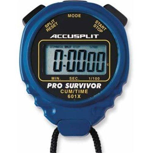 Olympia Sports TL067P ACCUSPLIT Pro Timer - Blue