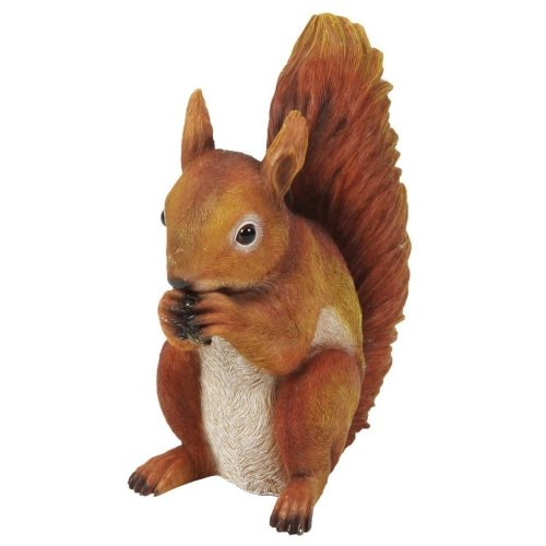 Naturecraft Red Squirrel Ornament