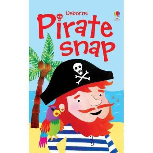 Pirate Snap (Usborne Snap Cards)
