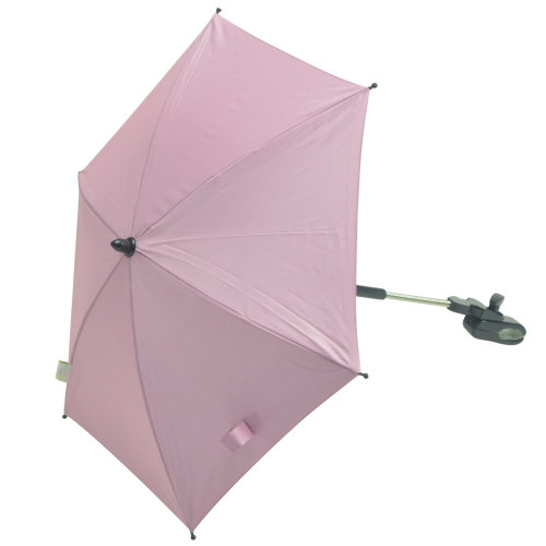 Baby Parasol compatible with Babybus Trio 3 Light Pink