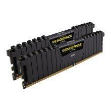 Corsair Vengeance LPX 16Gb (2x8Gb) DDR4 3000MHz Kit - Black