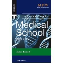 Mpw: Getting into Medical School 12e (mpw 'getting Into' Guides)